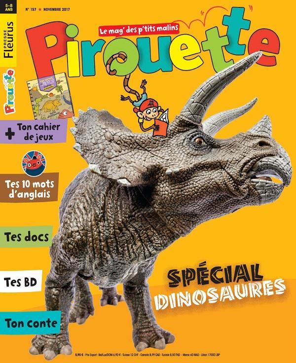 Pirouette N°157 – Novembre 2017