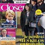 Closer N°647 Du 3 Novembre 2017
