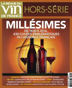 La Revue Du Vin De France Hors Série N°33 - Novembre 2017