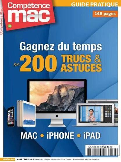 Compétence Mac N°40 – Mars-Avril 2015