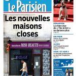 Le Parisien + Journal de Paris du Jeudi 13 Aout 2015