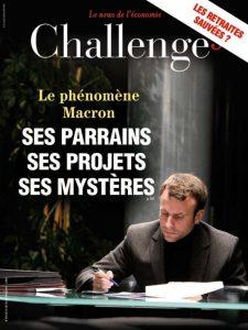 Challenges N°450 Du 22 au 28 Octobre 2015