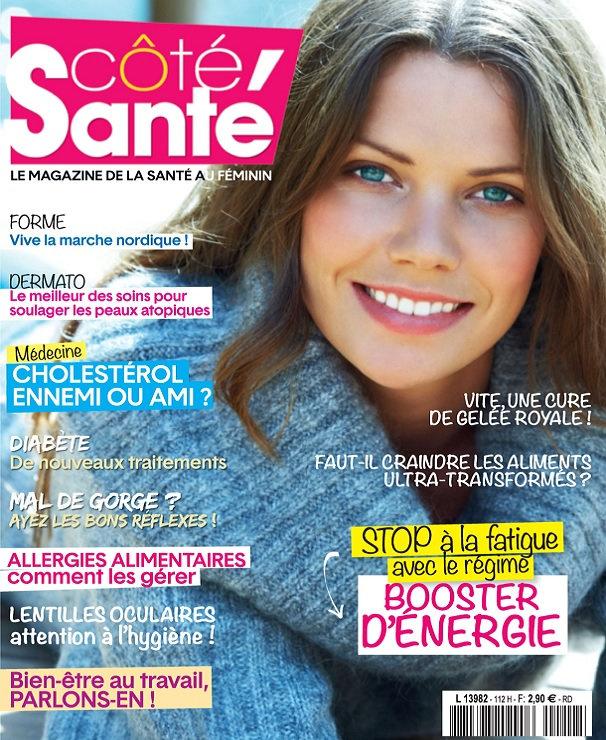 Côté Santé N°112 - Décembre 2017-Janvier 2018