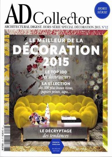 AD Collector Hors Série N°12 – Special Decoration 2015