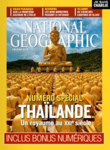 National Geographic N°185 - Février 2015