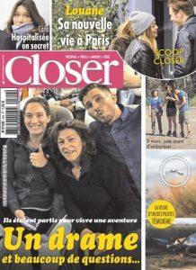 Closer N°509 Du 13 au 19 Mars 2015