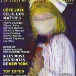 Art Actuel N°93 - Juillet/Août 2014