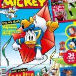 Le Journal de Mickey N°3339 Du 15 au 21 Juin 2016