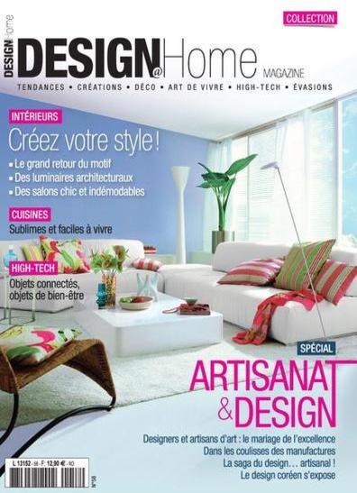 Design Home N°58 – Avril 2015