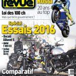 Moto Revue N°4022 Du 17 Février 2016