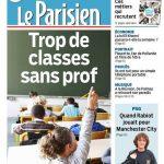 Le Parisien + Journal De Paris Du Lundi 4 Avril 2016