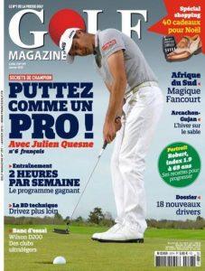 Golf Magazine N°297 - Janvier 2015