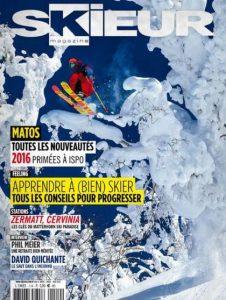 Skieur Magazine N°114 - Mars-Mai 2015