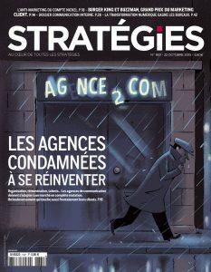 Stratégies N°1831 Du 22 au 28 Octobre 2015