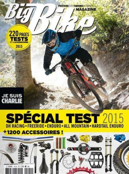 Big Bike N°91 – Décembre 2014-Février 2015