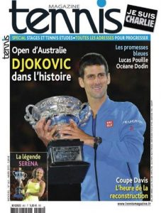 Tennis Magazine N°461 - Mars 2015