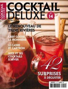 Cocktails De Luxe N°14 - Hiver 2014