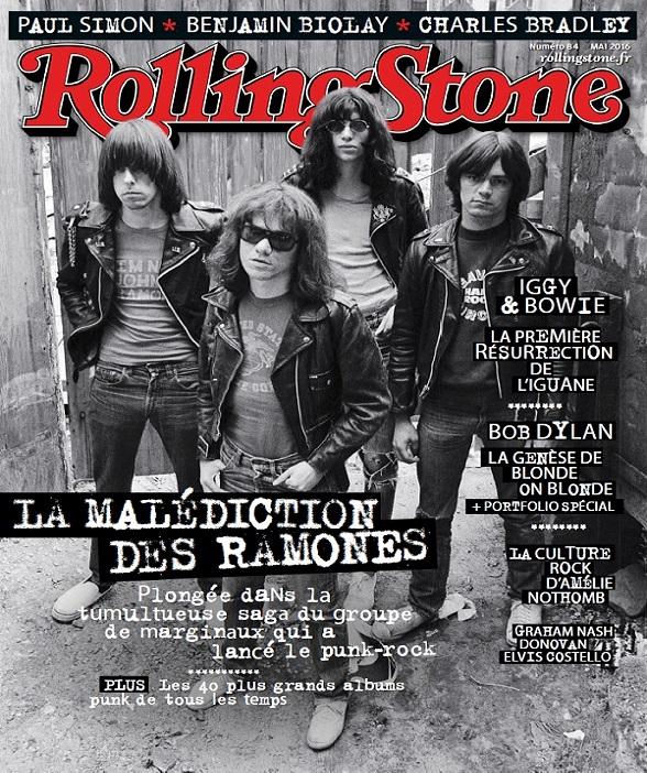 Rolling Stone N°84 – Mai 2016