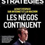 Stratégies N°1800 Du 5 Février 2015