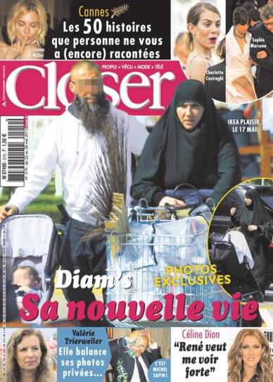 Closer N°519 Du 22 au 28 Mai 2015