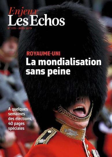Enjeux Les Echos N°319 – Avril 2015