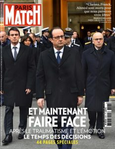 Paris Match N°3427 Du 20 au 28 Janvier 2015