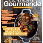 Campagne Gourmande N°12 - Janvier-Mars 2018