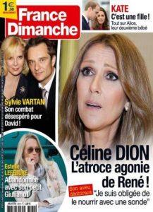 France Dimanche N°3579 Du 3 au 9 Avril 2015