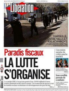 Libération N°210 Du Mardi 10 Février 2015