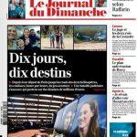 Le Journal Du Dimanche N°3557 Du 15 Mars 2015