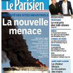 Le Parisien + Journal de Paris Du Jeudi 16 Juillet 2015