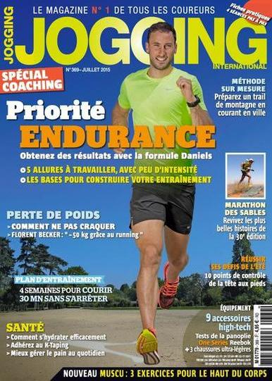 Jogging International N°369 – Juillet 2015
