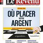 Le Revenu Placements N°179 - Janvier 2018