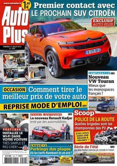 Auto Plus N°1402 Du 17 au 23 Juillet 2015