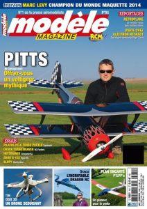 Modèle Magazine N°761 - Février 2015