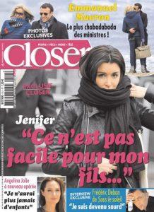Closer N°511 Du 27 Mars au 2 Avril 2015