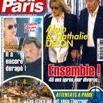 Ici Paris N°3672 Du 18 au 24 Novembre 2015