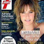 Télé 7 Jours N°2862 Du 04 au 10 Avril 2015