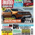 Auto Magazine N°9 - Octobre-Novembre 2017