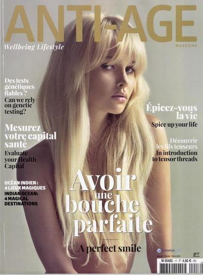 Anti-Age Magazine N°17 – Janvier-Mars 2015