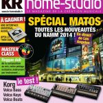 Keyboard Recording Home Studio N°293