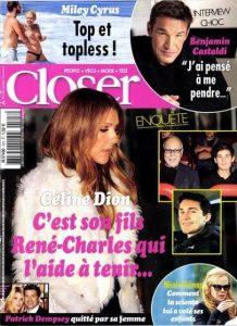 Closer N°503 Du 30 Janvier au 05 Février 2015