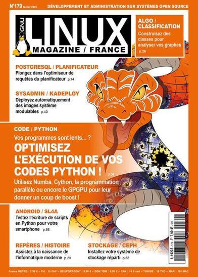 Linux Magazine N°179