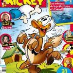 Le Journal De Mickey N°3316 Du 13 au 19 Janvier 2016