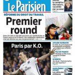 Le Parisien + Journal De Paris Du Jeudi 10 Mars 2016