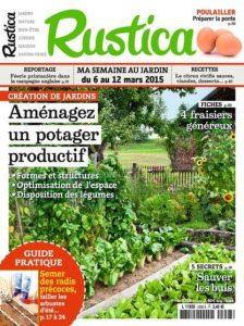 Rustica N°2358 Du 6 au 12 Mars 2015
