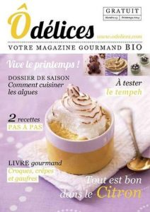 Odelices N°15 - Printemps 2014