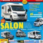 Camping Car Magazine N°278 - Octobre 2015