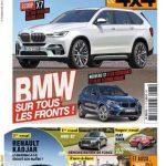 L'Auto Journal Evasion 4X4 N°73
