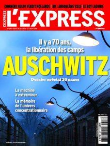 L'Express N°3317 Du 28 Janvier au 3 Février 2015